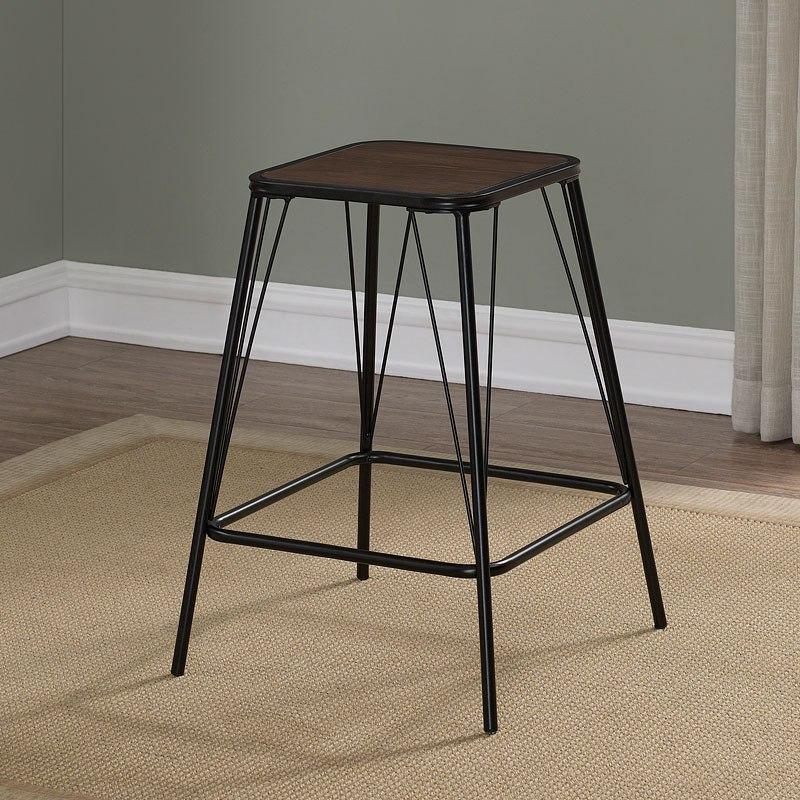 Sensational B1 106 24 Inch Metal Backless Stool Creativecarmelina Interior Chair Design Creativecarmelinacom