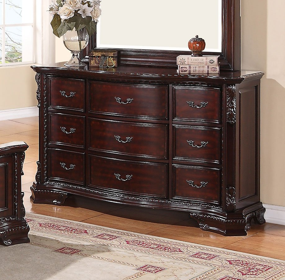 Sheffield dresser bedroom furniture bedroom for Furniture markup