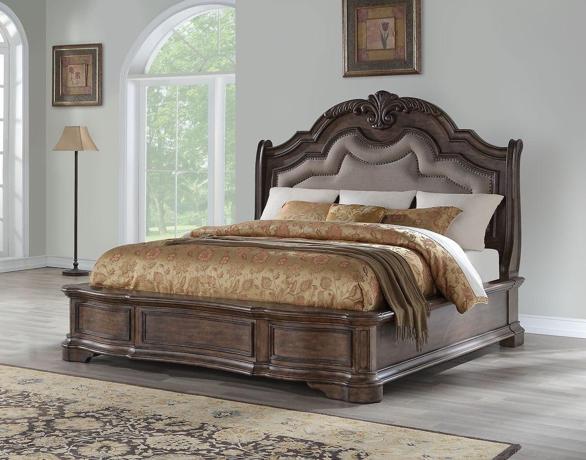 Tulsa Upholstered Bed