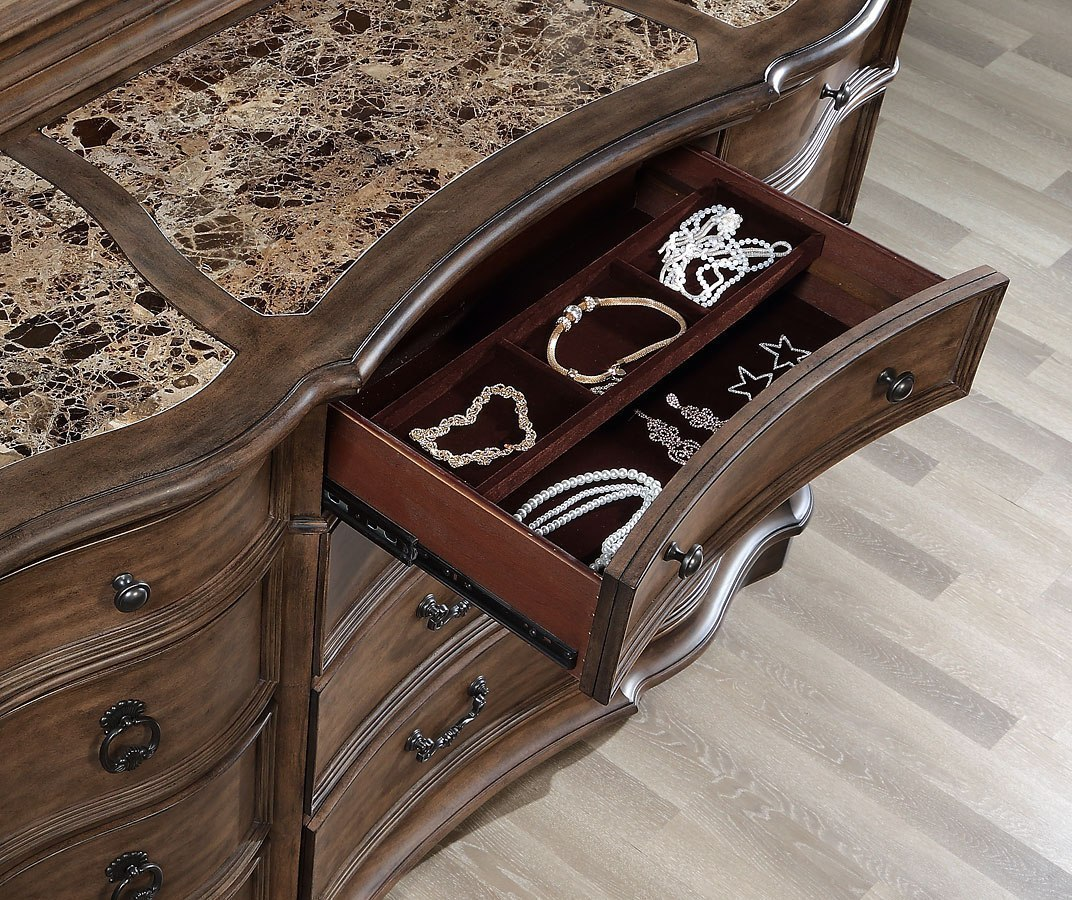 Tulsa Dresser By Avalon Furniture
