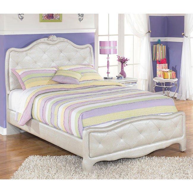Zarollina Upholstered Bed Signature Design By Ashley