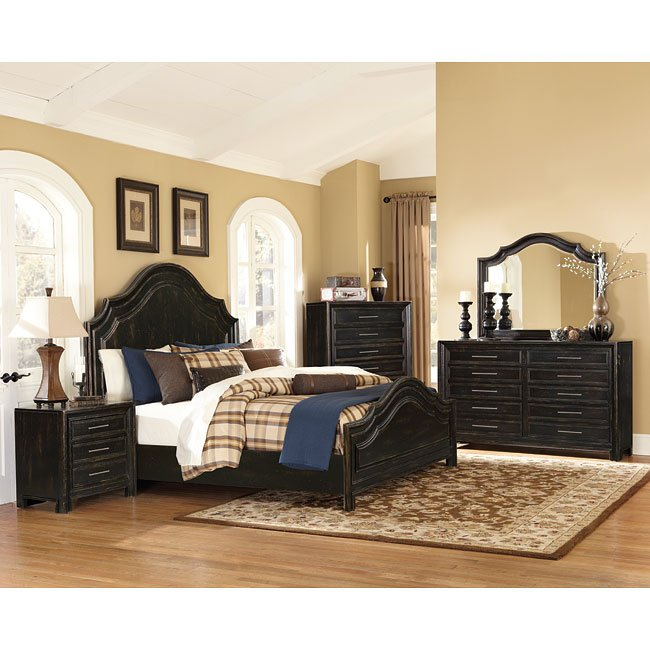 Elkin Valley Panel Bedroom Set By Magnussen Furniturepick