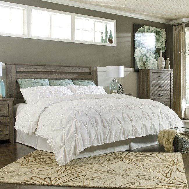 Zelen Panel Bed Headboard Only By Signature Design By Ashley Furniturepick