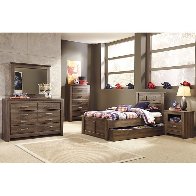 Juararo Youth Trundle Bedroom Set