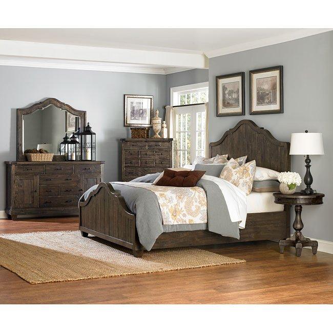 Brenley Panel Bedroom Set By Magnussen 1 Review S