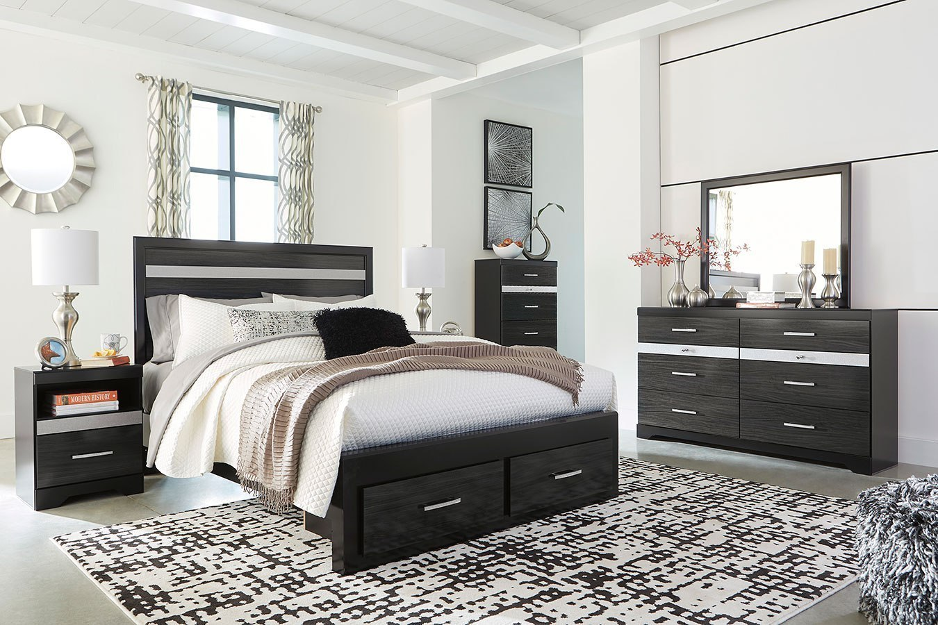 Starberry Storage Bedroom Set by Signature Design by Ashley ...