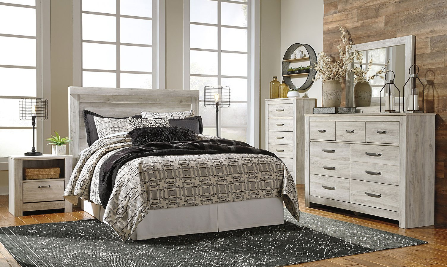 Bellaby headboard bedroom set by signature design by - Ashley furniture pheasant run bedroom set ...