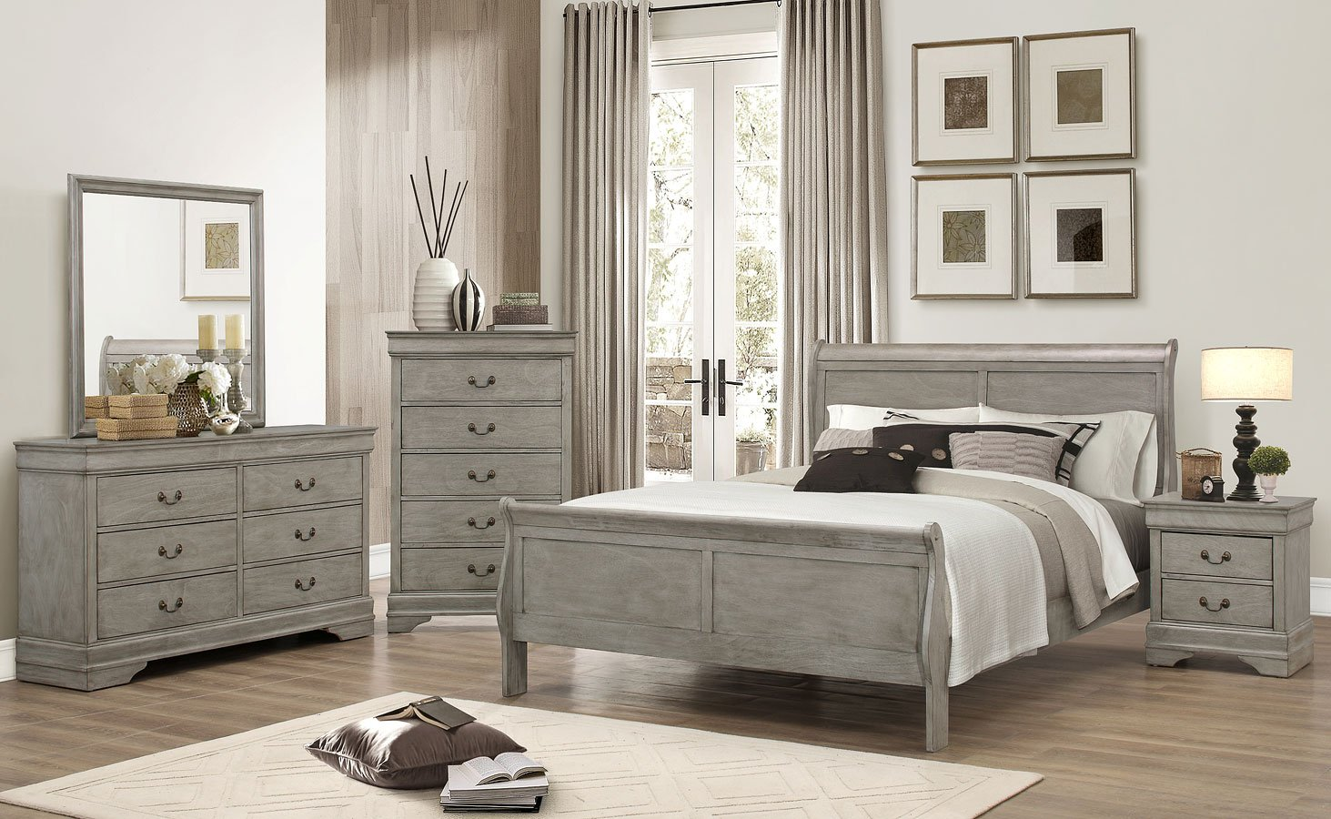 Luxury Sleigh Bedroom Sets Plans Free
