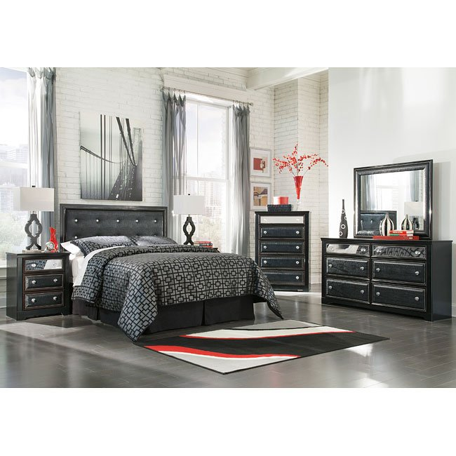 Alamadyre Headboard Bedroom Set By Signature Design By
