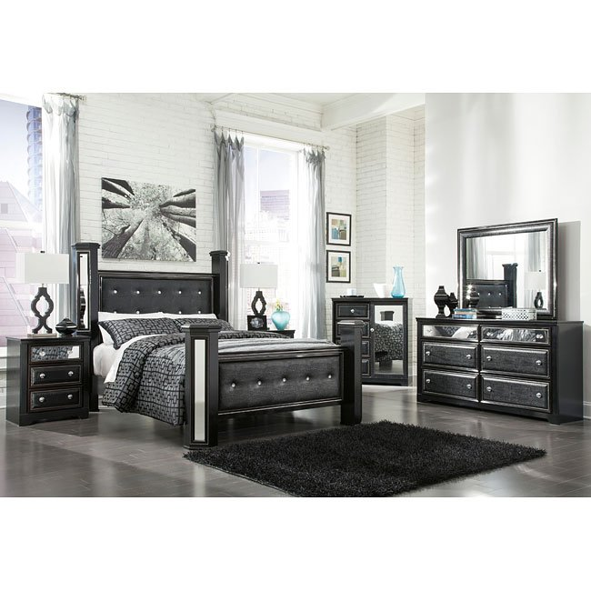 Alamadyre poster bedroom set by signature design by ashley - Ashley furniture pheasant run bedroom set ...
