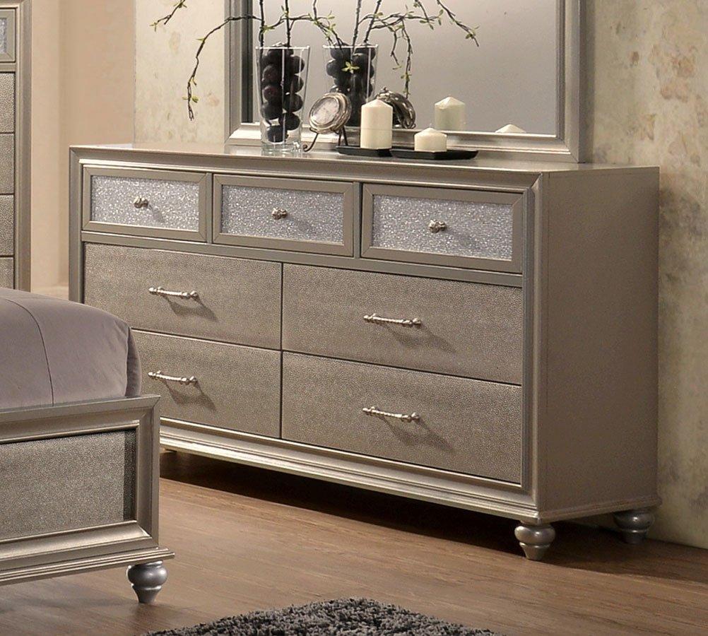 Lila Dresser By Crown Mark Furniture Furniturepick