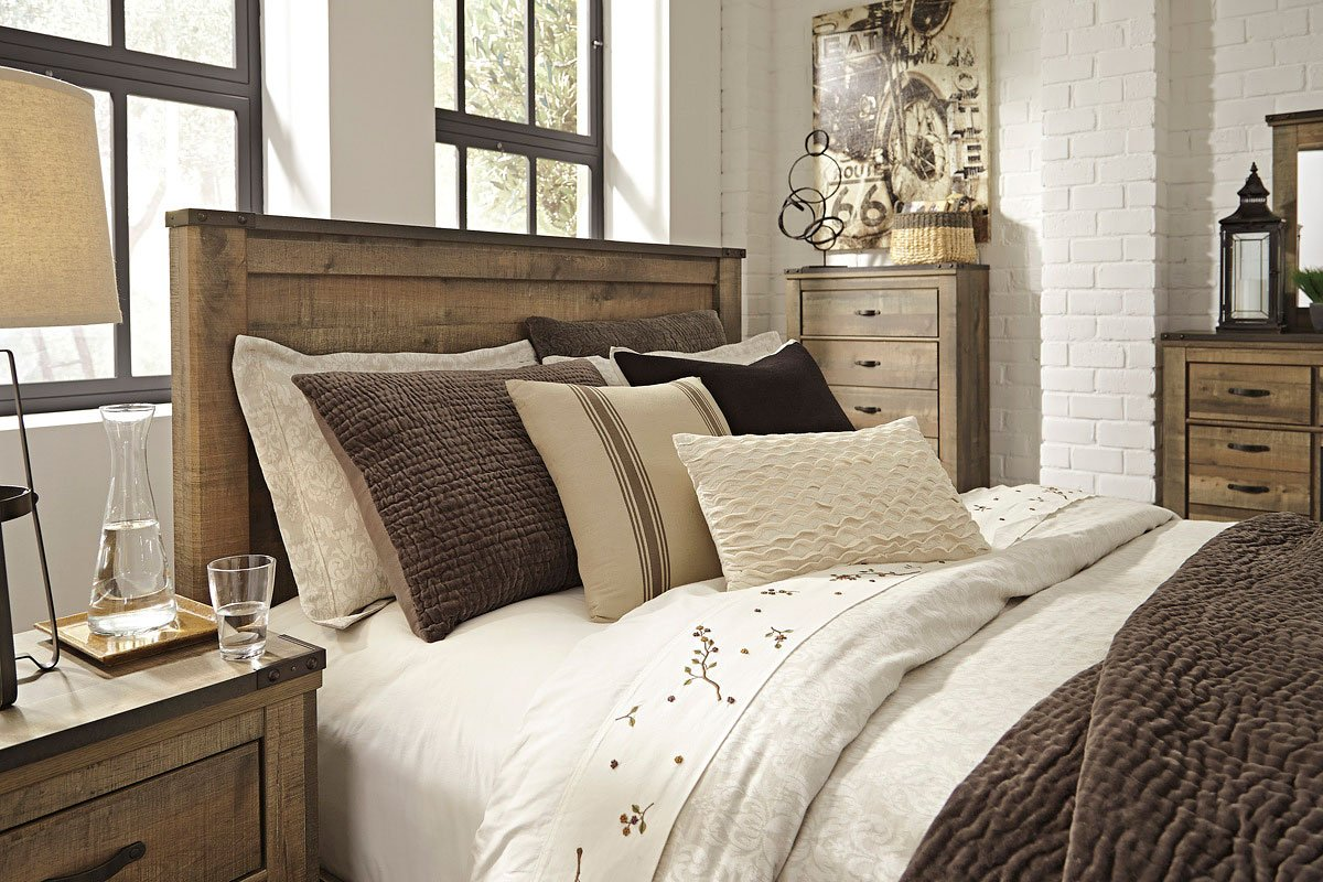 Trinell Panel Bedroom Set Signature Design By Ashley