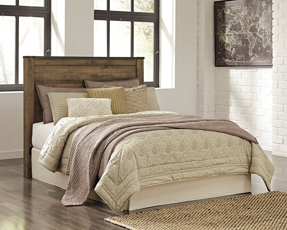 Trinell Panel Bed (Headboard Only) (Queen)