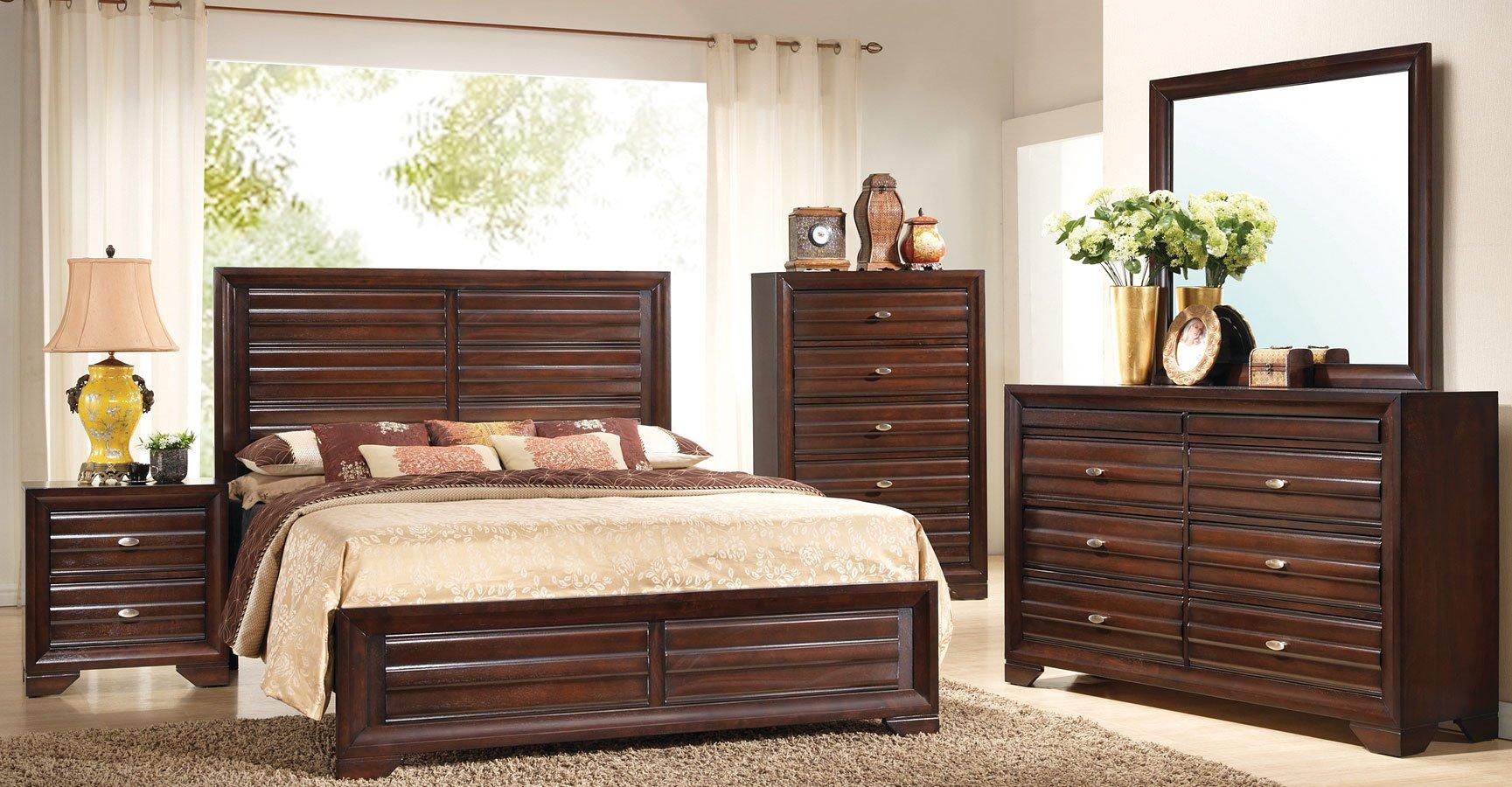 Stella panel bedroom set bedroom sets bedroom for Bedroom furniture sets b q