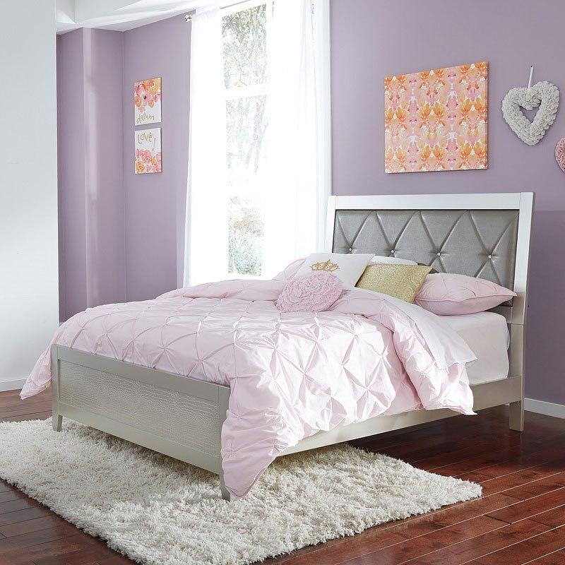 Olivet Youth Panel Bedroom Set W Coralayne Case Goods By Signature Design By Ashley Furniturepick