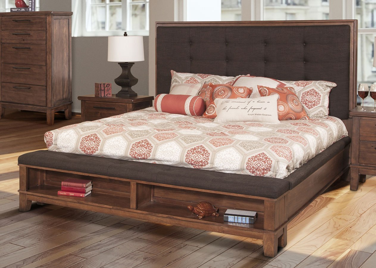 Cagney Storage Bedroom Set by New Classic Furniture   FurniturePick