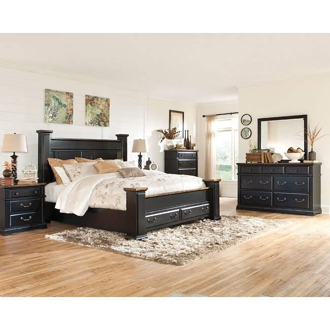 Breen Storage Bedroom Set By Signature Design By Ashley