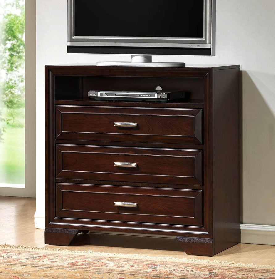 jacob media chest media chests media cabinets tv chests bedroom furniture bedroom. Black Bedroom Furniture Sets. Home Design Ideas