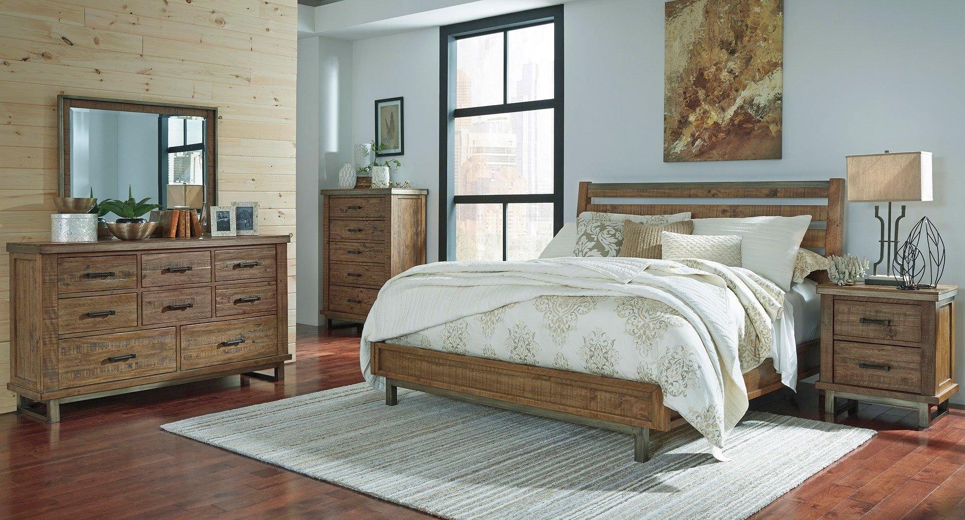 dondie platform style bedroom set by signature design by ashley furniturepick