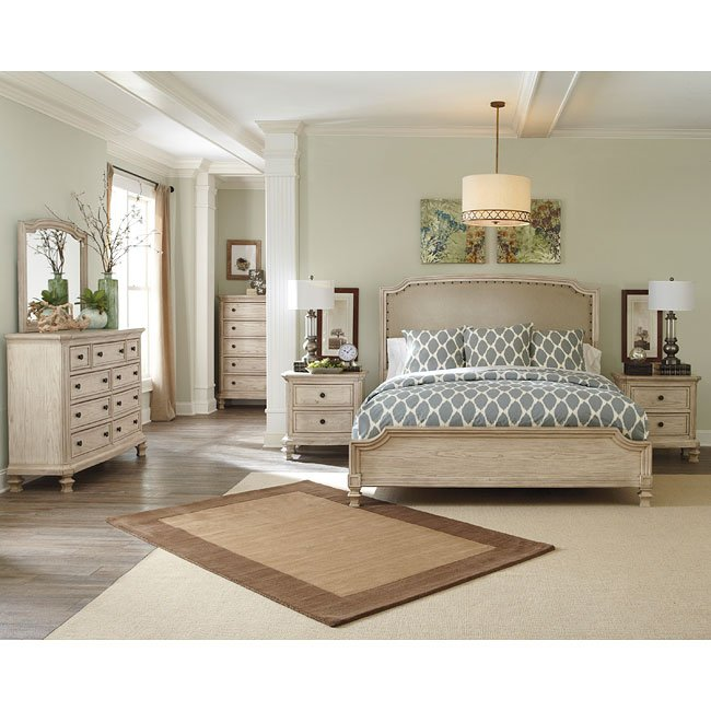 Demarlos Panel Bedroom Set Millennium Furniturepick
