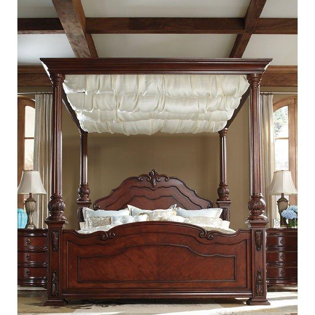 Martanny Canopy Bed
