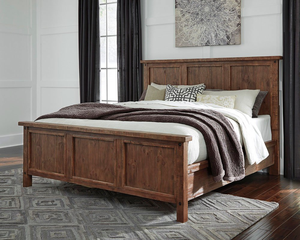 Tamilo Panel Bedroom Set By Signature Design By Ashley
