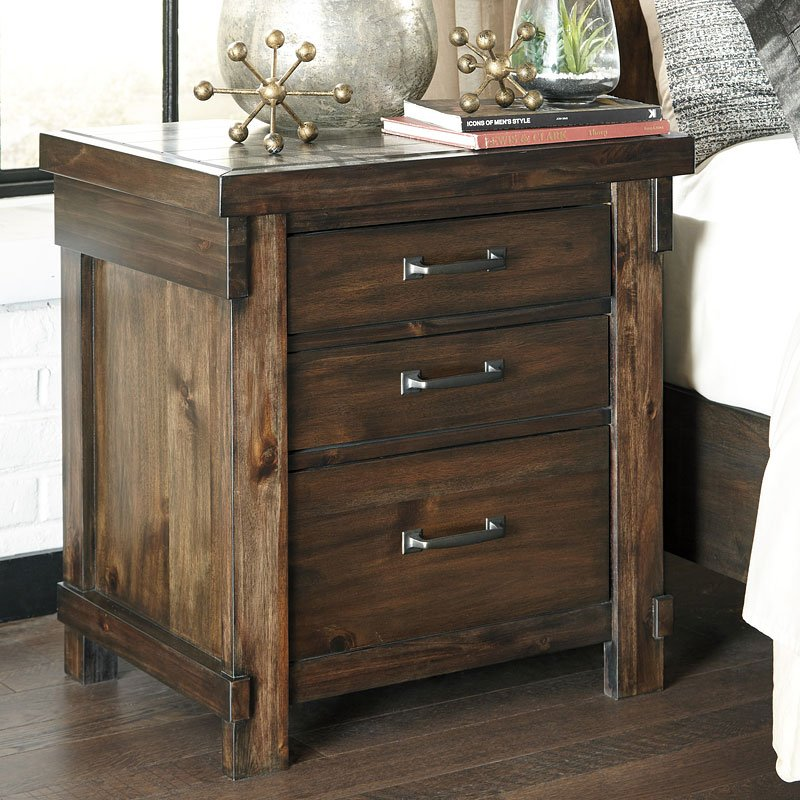 Broyhill Bedroom Furniture Reviews Diy Bedroom Art Canopy Bedroom Sets King Size Navy And Black Bedroom: Lakeleigh Nightstand By Signature Design By Ashley, 1