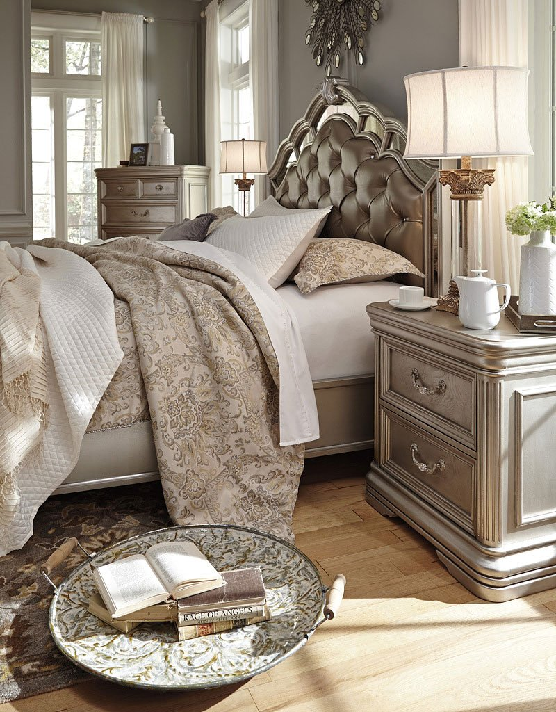 Birlanny Panel Bedroom Set By Signature Design By Ashley