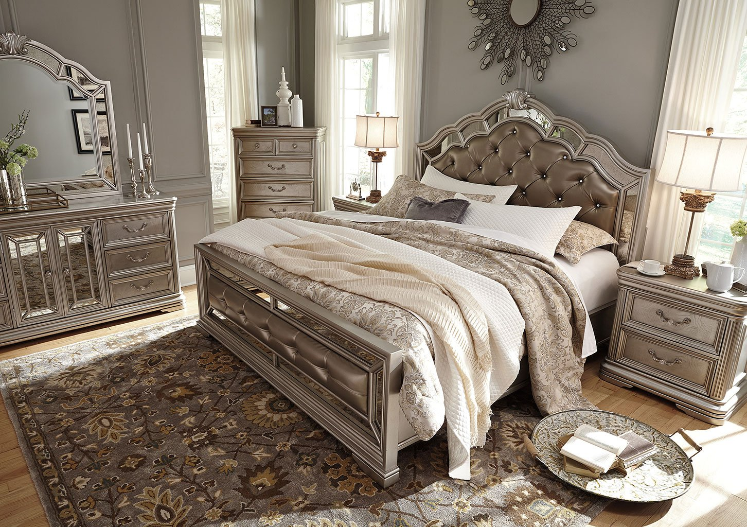 Birlanny Panel Bedroom Set By Signature Design By Ashley 1 Review S