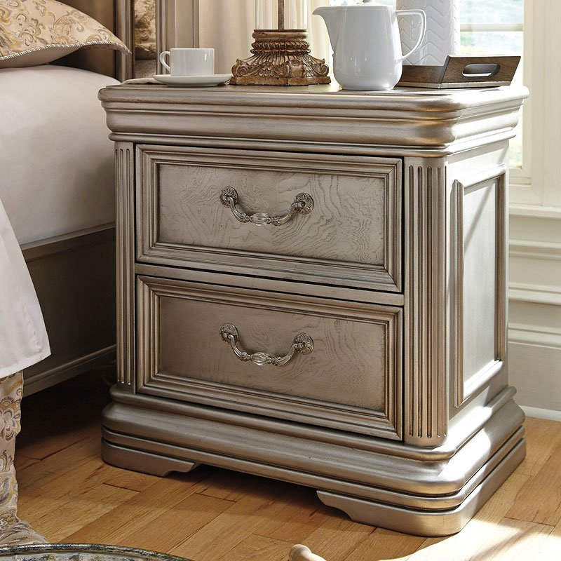 Birlanny panel bedroom set by signature design by ashley - Ashley bedroom furniture reviews ...