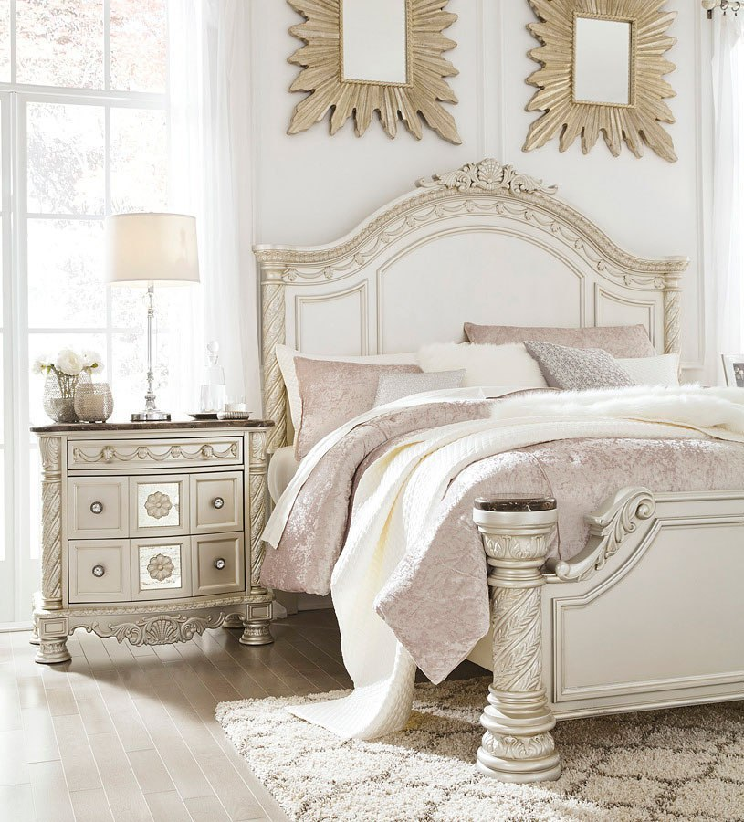 Cassimore panel bedroom set by signature design by ashley - Ashley bedroom furniture reviews ...