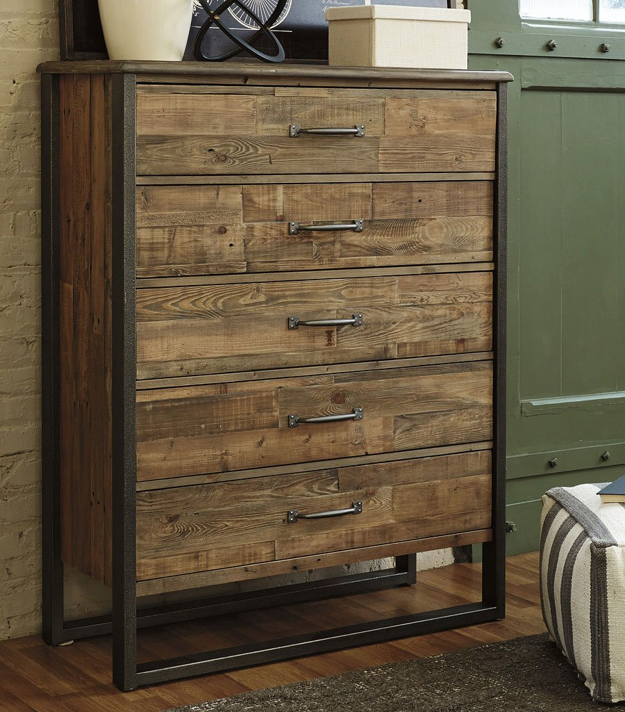 Sommerford storage bedroom set by signature design by - Ashley bedroom furniture reviews ...