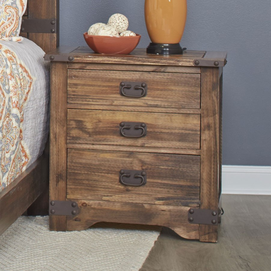Frontier Crossing Nightstand By Largo Furniture Furniturepick