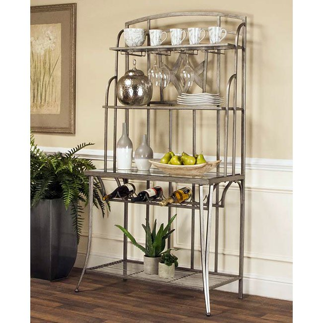 Room To Go Bakers Rack
