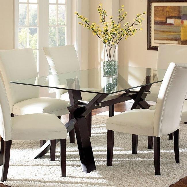Berkley Dining Table By Steve Silver Furniture Furniturepick