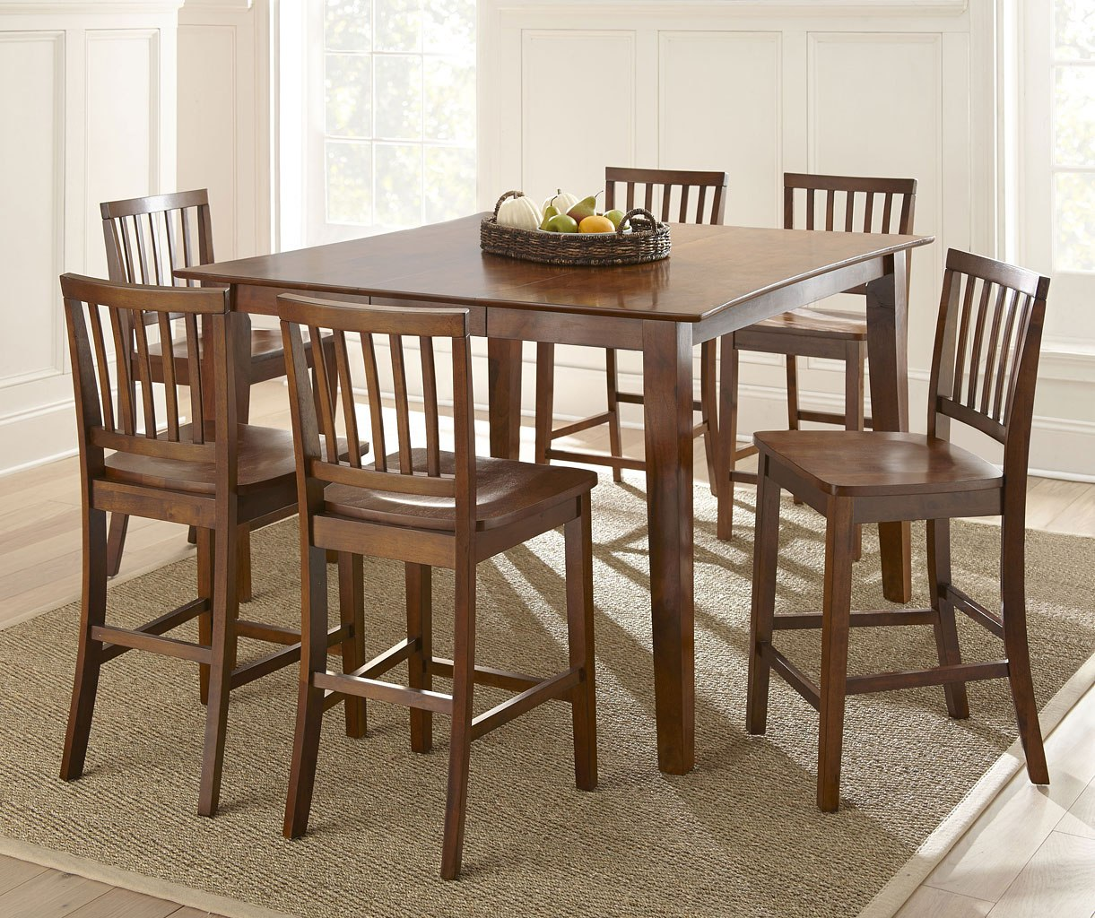 Branson Counter Dining Room Set By Steve Silver Furniture