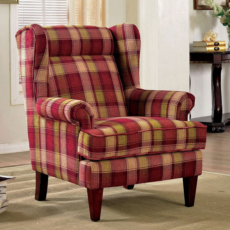 Nevaeh Accent Chair Red Accent Chairs Living Room Furniture Living Room