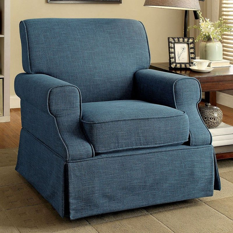 swivel glider chairs living room leela swivel glider rocker chair blue recliners and 18467