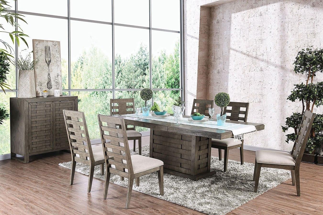 Brilliant Jayden Dining Room Set Interior Design Ideas Helimdqseriescom
