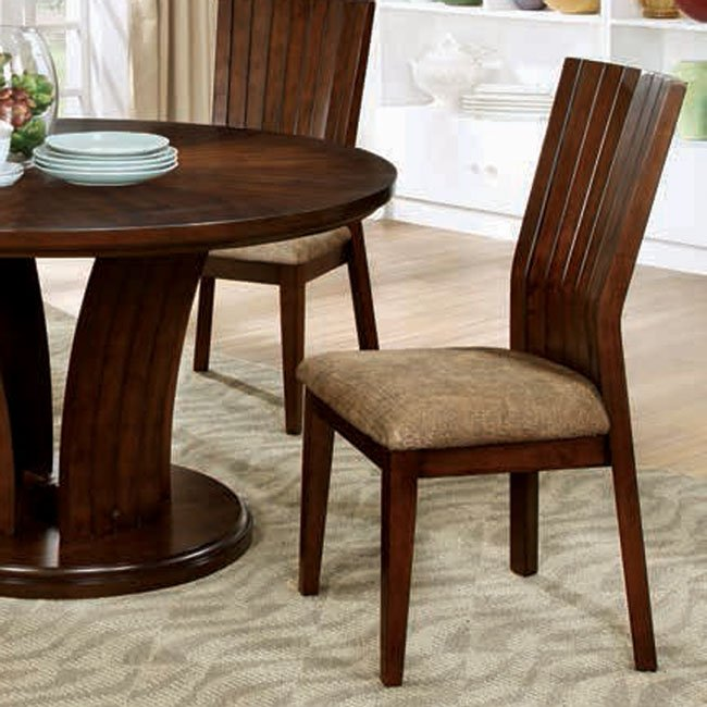 Furniture Montreal: Montreal I Round Dining Room Set By Furniture Of America