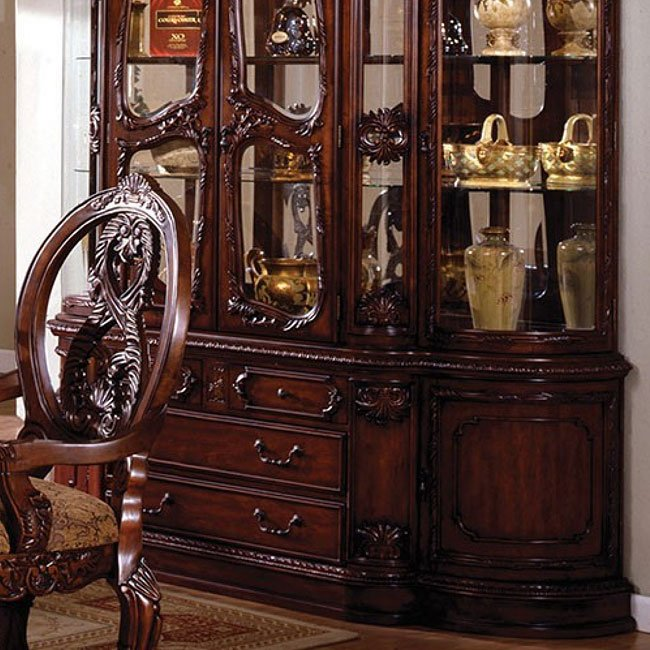 Tuscany II Buffet (Antique Cherry) - Tuscany II Buffet (Antique Cherry) - Dining Room And Kitchen