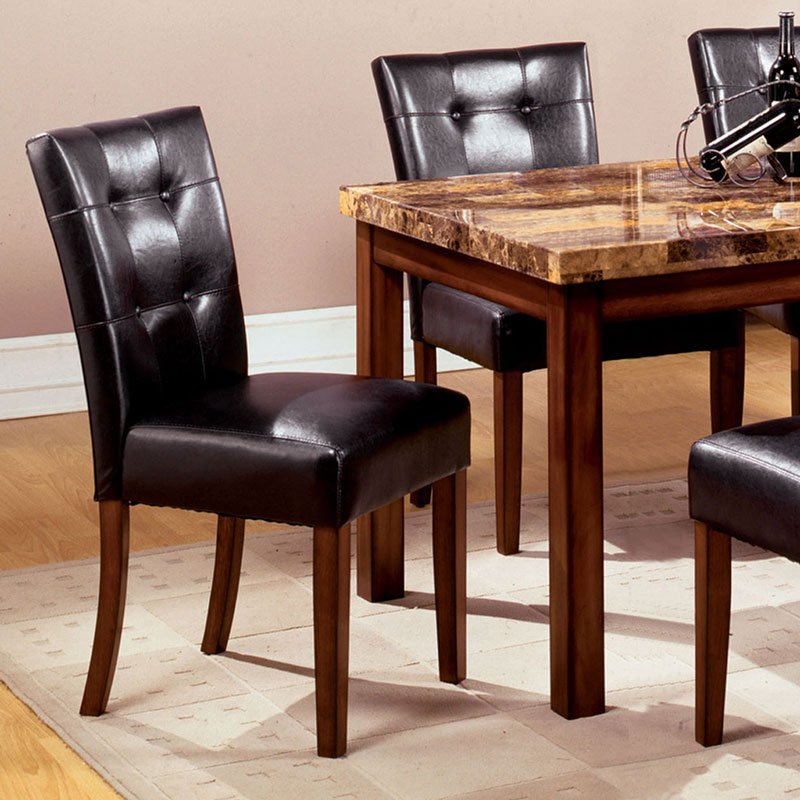 Little Rock Side Chair Set Of 2 Dining Chairs Dining Room And Kitchen Furniture Dining