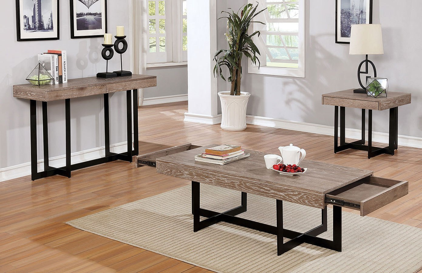 Sawyer Occasional Table Set