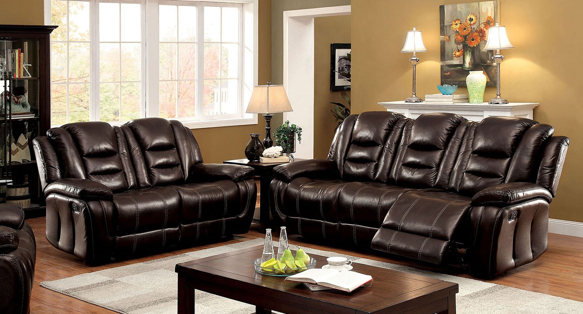 Ronan reclining living room set living room sets for Living room furniture 0 finance