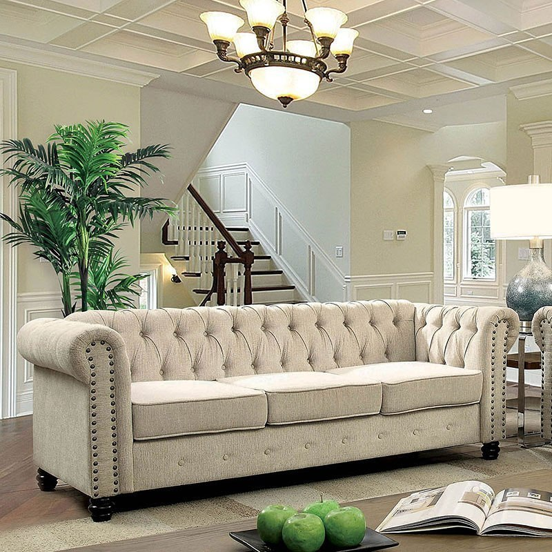 Ivory Living Room Furniture: Living Room Furniture