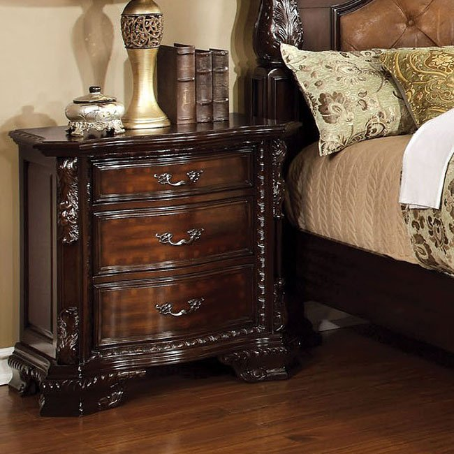 Exceptionnel Monte Vista Nightstand By Furniture Of America