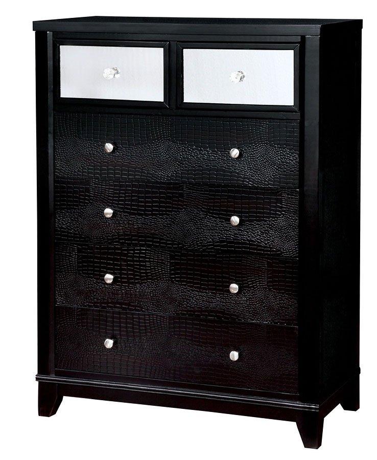 Bryant Ii Chest Black Chests Bedroom Furniture Bedroom