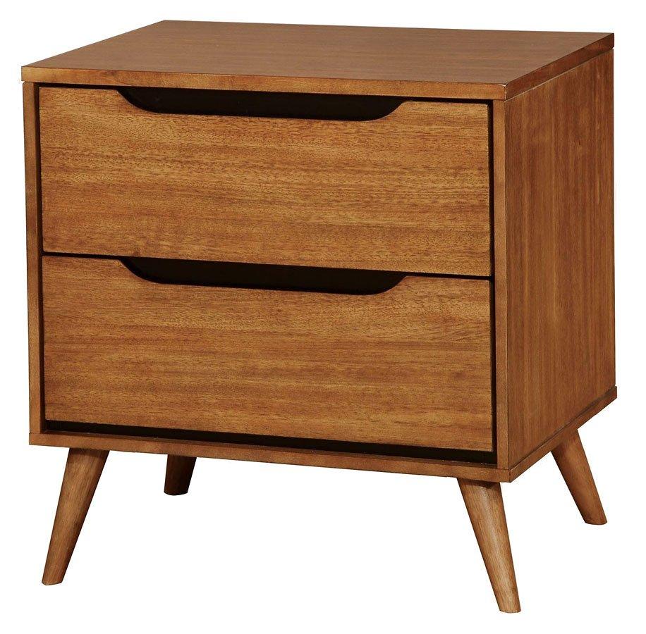 Lennart nightstand oak