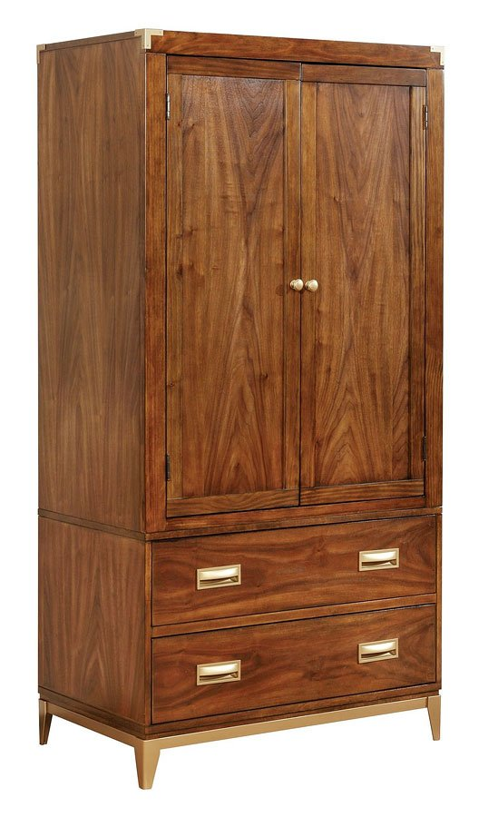 Tychus Armoire Oak Armoires And Wardrobes Bedroom