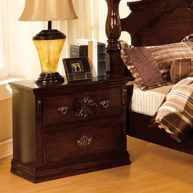 Tuscan Bedroom Furniture: Tuscan II Poster Bedroom Set By Furniture Of America